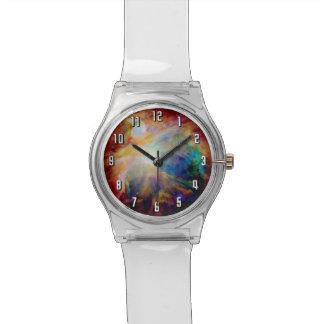 Orion Nebula Wristwatch