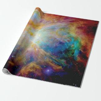 Orion Nebula Gift Wrap Paper