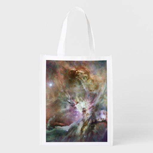 Orion Nebula Grocery Bag