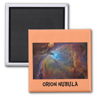 Orion Nubula 2 Inch Square Magnet
