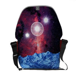 Orión protagoniza la galaxia sobre arte del bolsas messenger