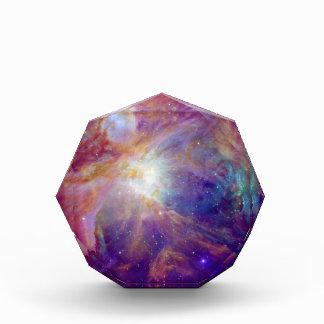 Orion space acrylic award