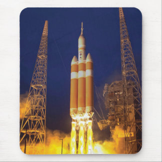 Orion Spacecraft Liftoff Mouse Pad