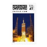 Orion Spacecraft Liftoff Postage Stamp