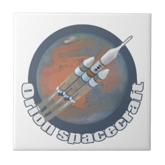 Orion Spacecraft Tile