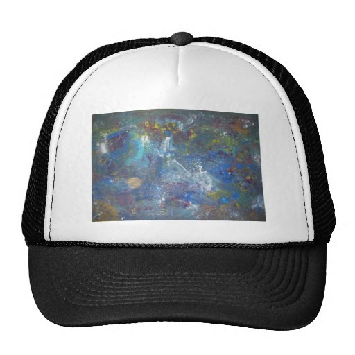 Orion Star Galaxy Mesh Hats