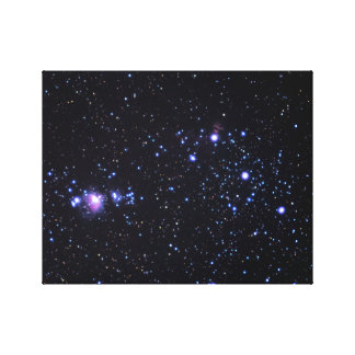Orion the Hunter Canvas Print