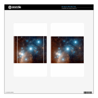 Orion's Belt Kindle Fire Decal