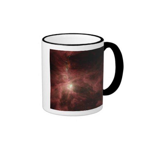 Orion's Inner Beauty Ringer Coffee Mug