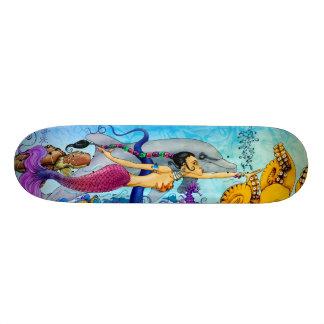 Orisha Mermaid Pro Deck