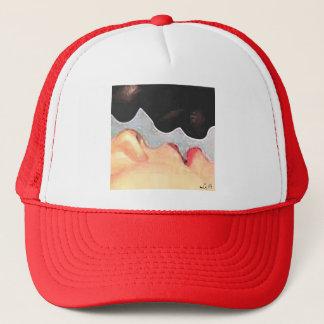 ORISHAS KISS TRUCKER HAT