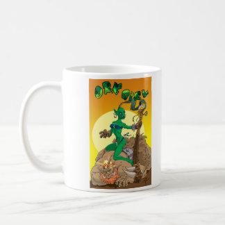 ORK GIRL in the morning Coffee Mug