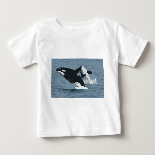 Orka Whale Baby T-Shirt