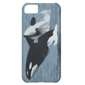 Orka Whale iPhone 5C Cover