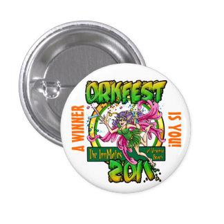 OrkFest 2011 Button