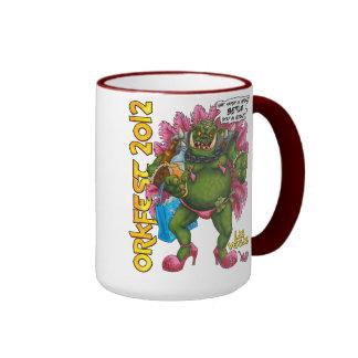 Orkfest 2012 Coffee Mug