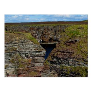 Orkney Cliffs Postcards