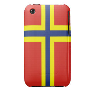 orkney country flag great britain united kingdom iPhone 3 case