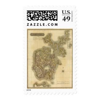 Orkney Islands Stamps