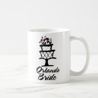 Orlando Bride Cake Coffee Mug