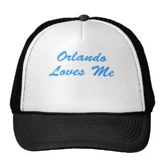 ¡Orlando está para los amantes! Gorras De Camionero