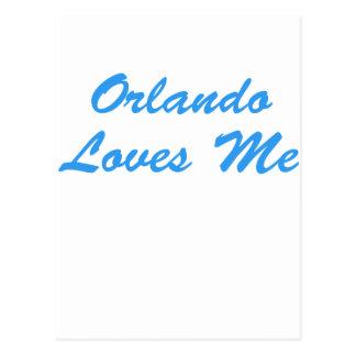 ¡Orlando está para los amantes! Postales
