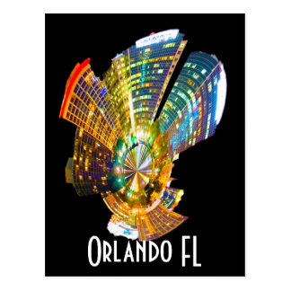Orlando FL Post Cards
