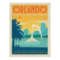 Orlando, FL Postcard