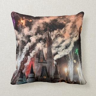 Orlando,FL Throw Pillow