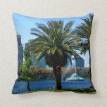 Orlando Florida Cityscape Throw Pillows