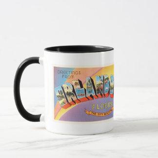 Orlando Florida FL Old Vintage Travel Souvenir Mug