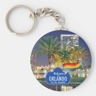 Orlando Florida Keychain