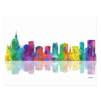 Orlando, Florida Skyline Postcard