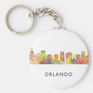 ORLANDO, FLORIDA SKYLINE WB1 - KEYCHAIN