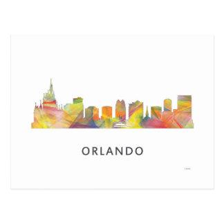 ORLANDO, FLORIDA SKYLINE WB1 - POSTCARD