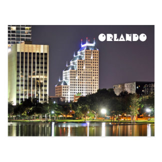 Orlando, Florida, the tourist captial of the world Postcard