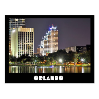 Orlando, Florida, the tourist captial of the world Postcards