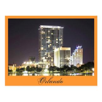Orlando, Florida's Fun City Postcard
