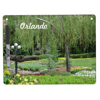 Orlando Gardens Dry Erase Whiteboard