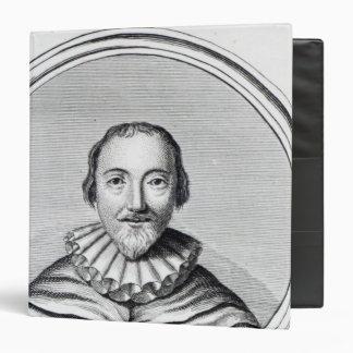 Orlando Gibbons, engraved by J. Caldwall Binder