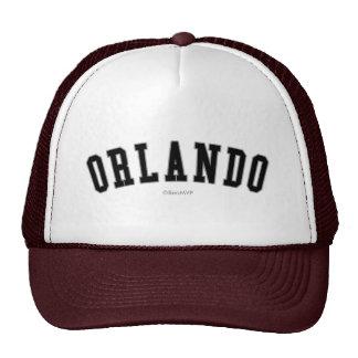 Orlando Mesh Hats
