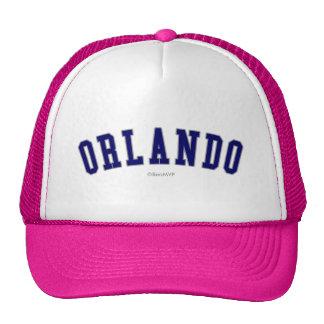 Orlando Mesh Hat