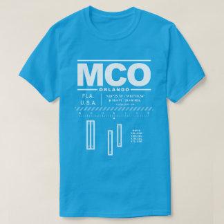 Orlando International Airport MCO Tee Shirt