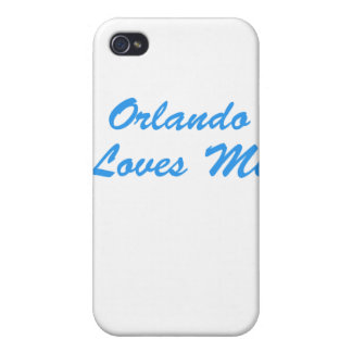 Orlando is For Lovers! iPhone 4/4S Cases