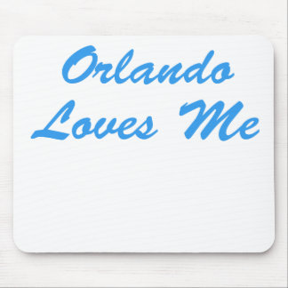 Orlando is For Lovers! Mouse Pad