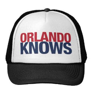 Orlando Knows Trucker Hat