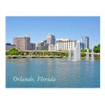 Orlando, la Florida del lago Alfalfa Postales