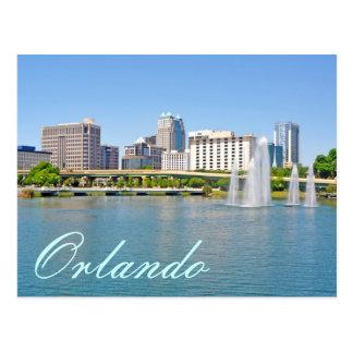 Orlando, la Florida del lago Alfalfa Tarjeta Postal