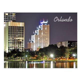 Orlando, la Florida, el turista captial del mundo Tarjeta Postal