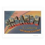 Orlando, la Florida - escenas grandes 2 de la Tarjeta Postal